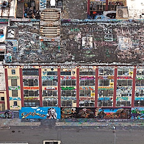 5 Pointz , Queens - New York