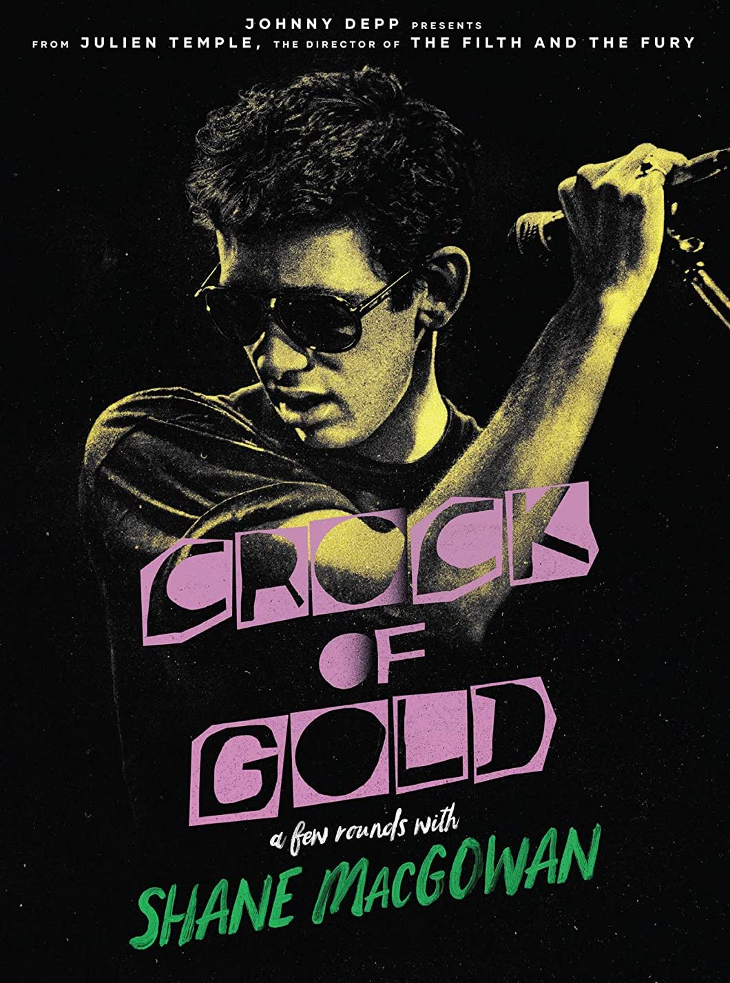 Crock Of Gold Shane MacGowan Julien Temple