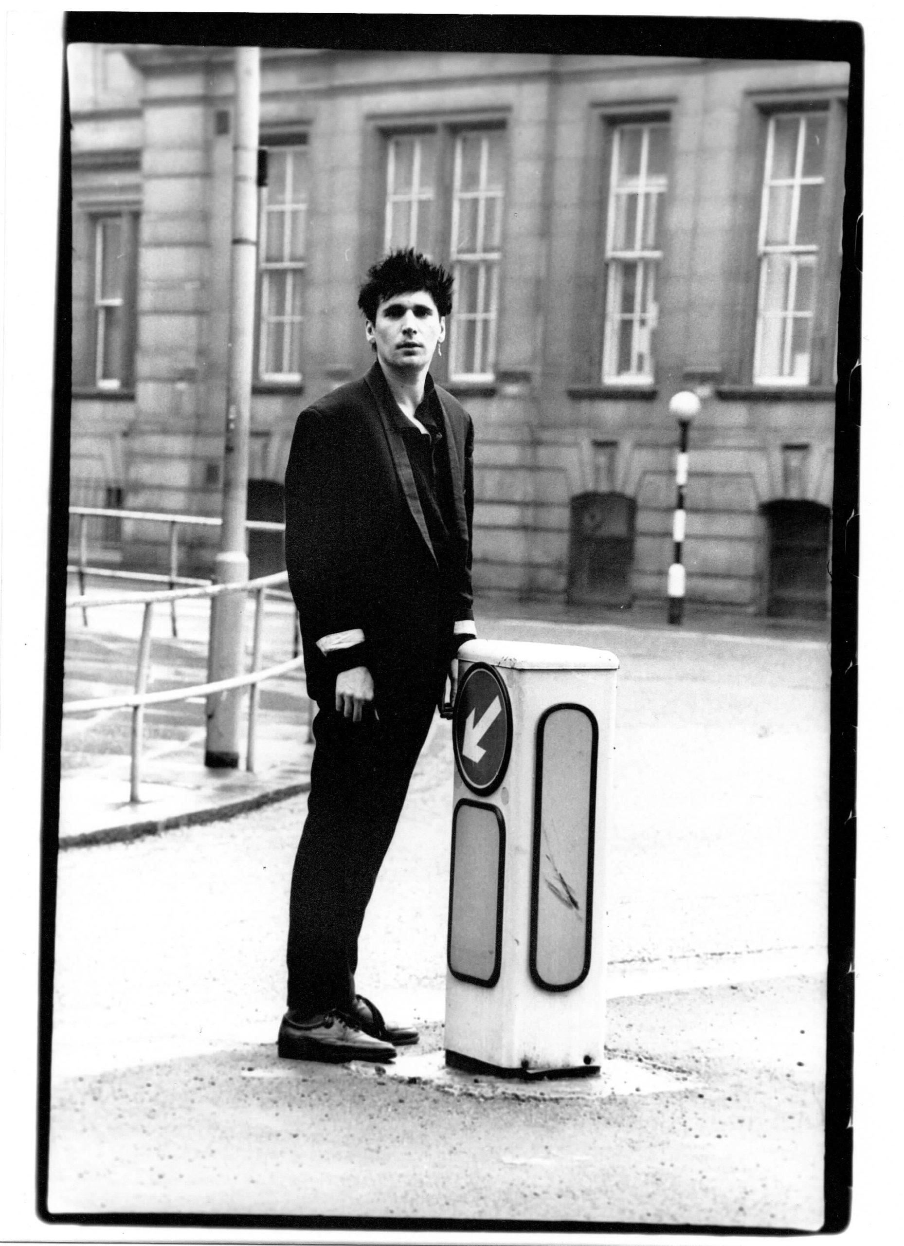 Fred de Fred à Sheffield, début 90s