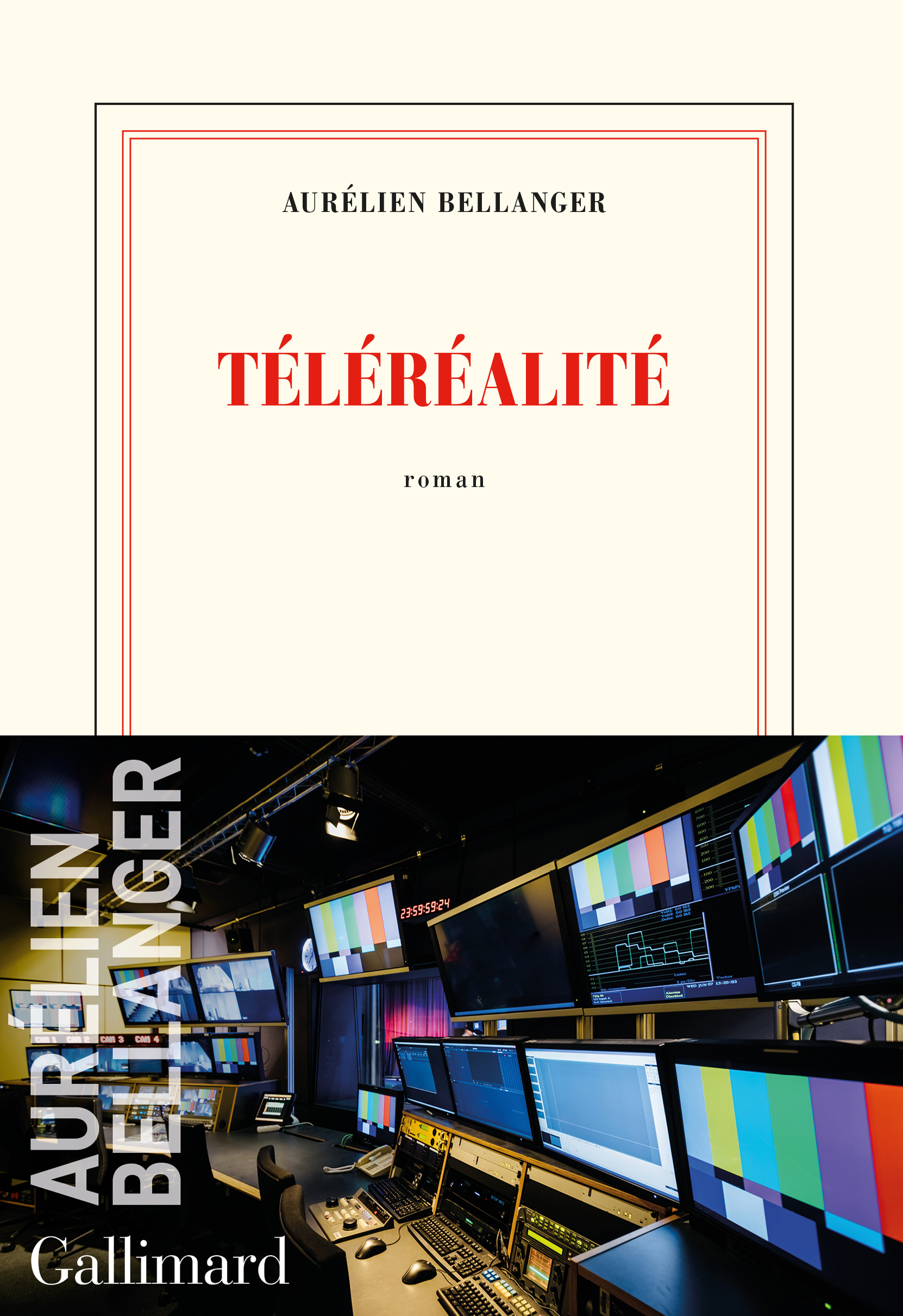 Aurélien Bellanger, Télérealité