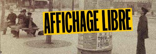 Section 26 Chronique Affichage libre par Lyonel Sasso