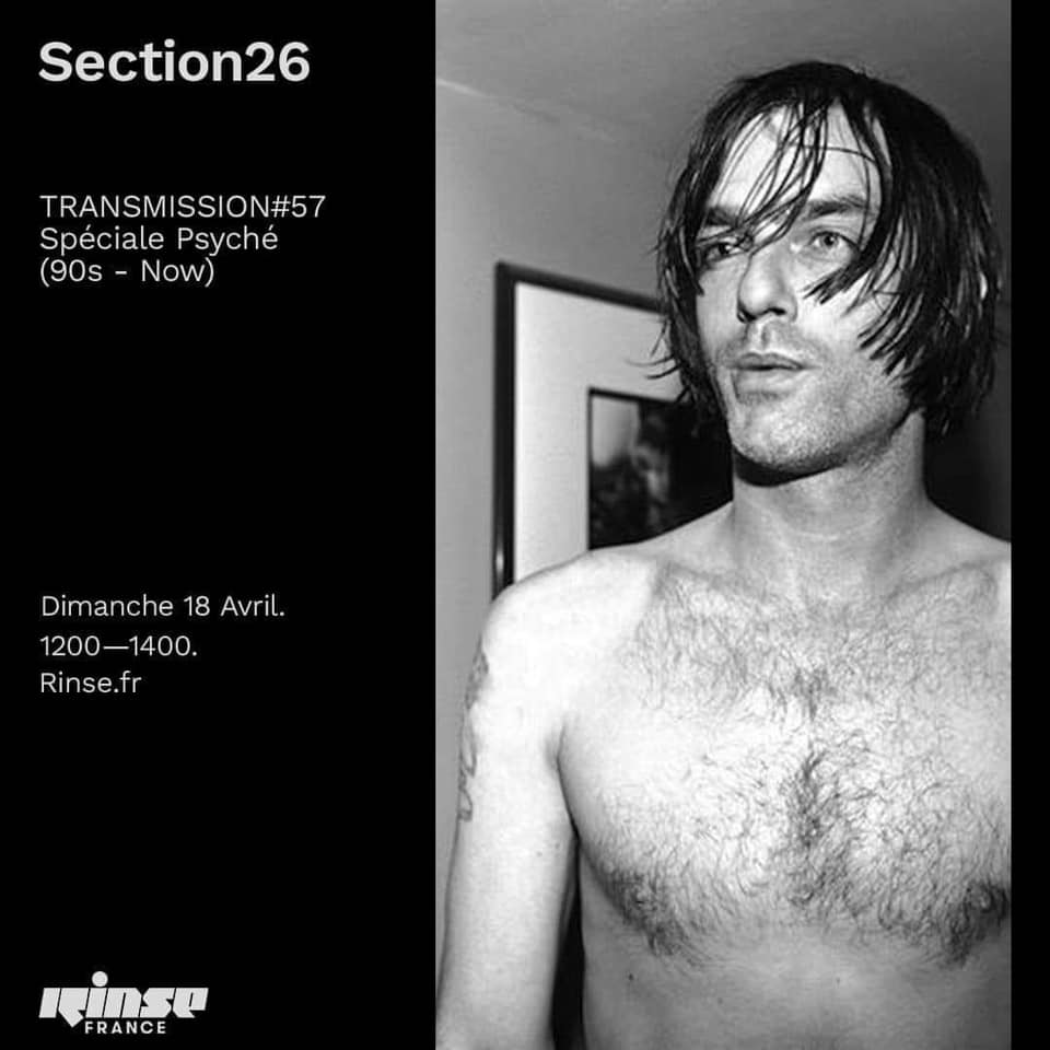 Transmission Section26 Rinse FR