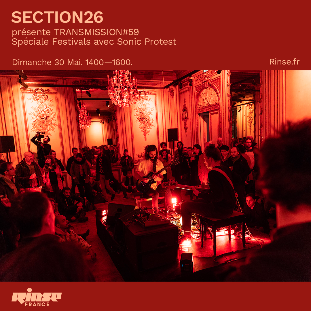RInse France Transmission Sonic Protest