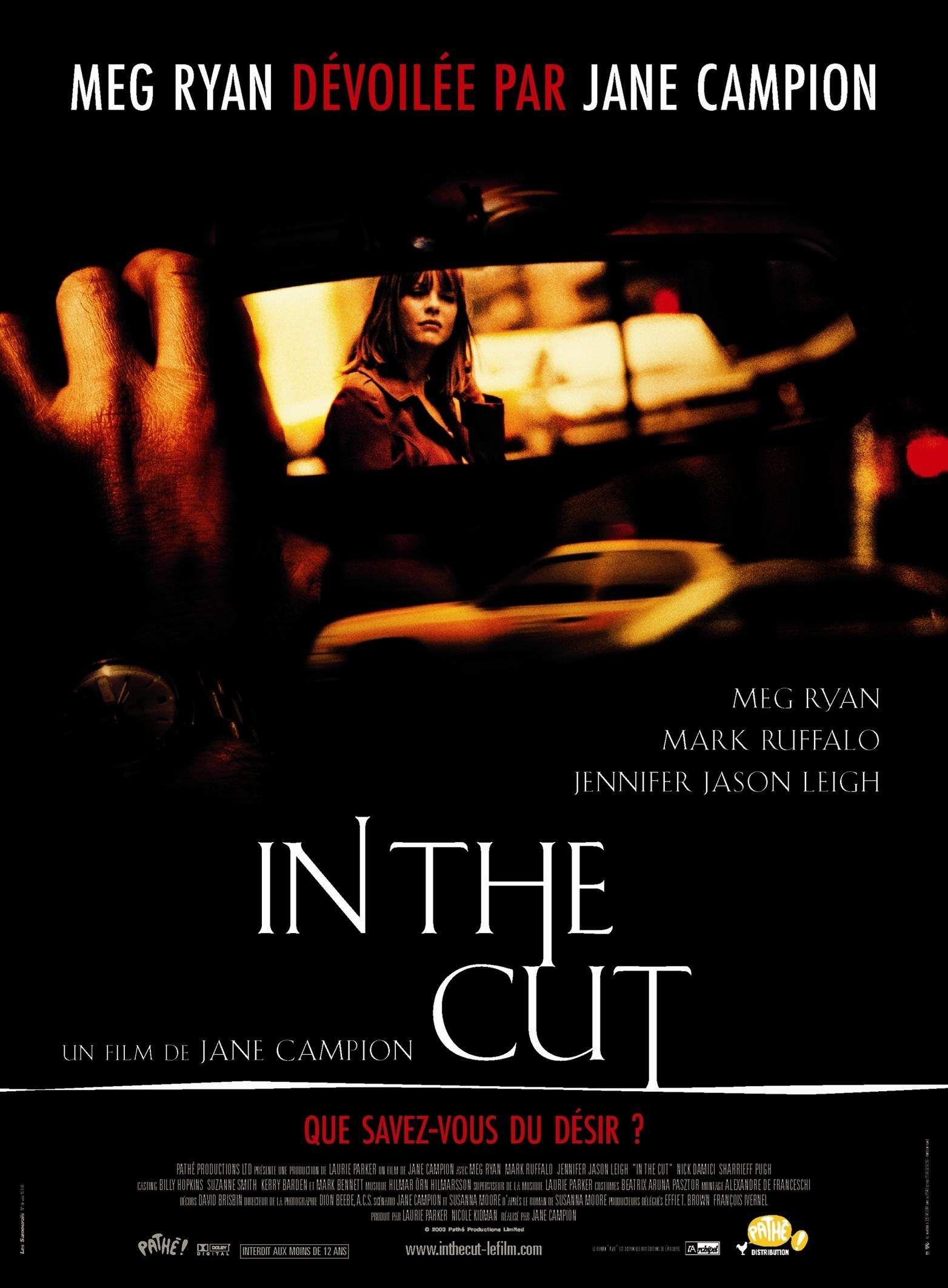 In The Cut Jane Campion