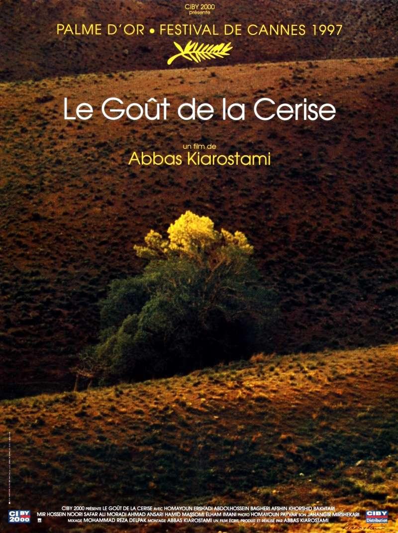 Kiarostami Le gout de la cerise