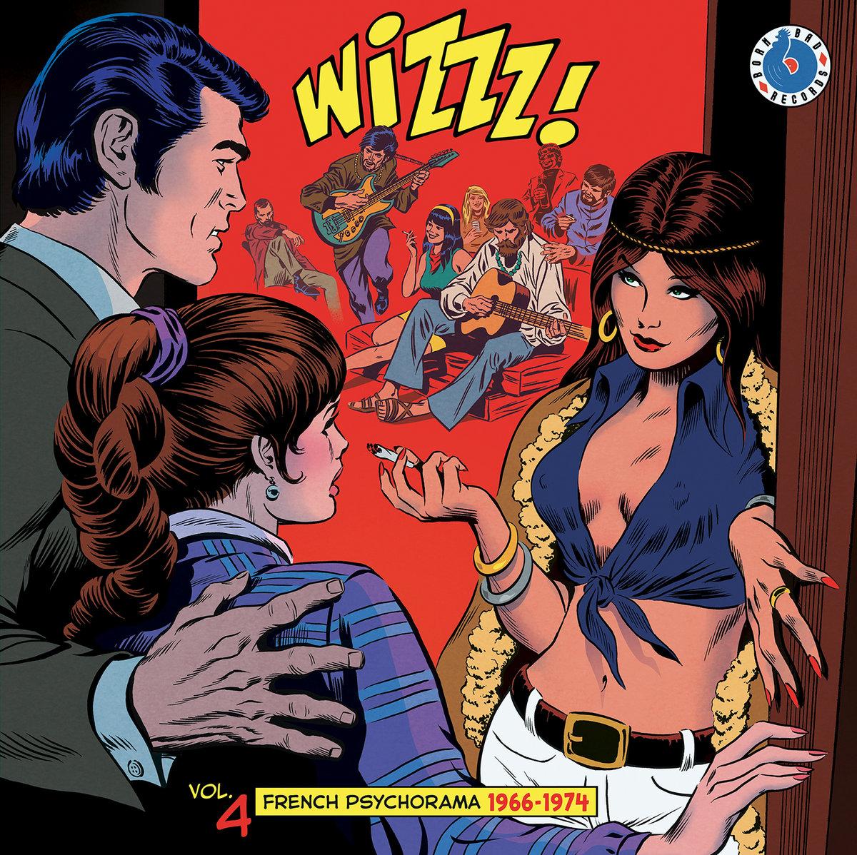 WIZZZ! Born Bad Records