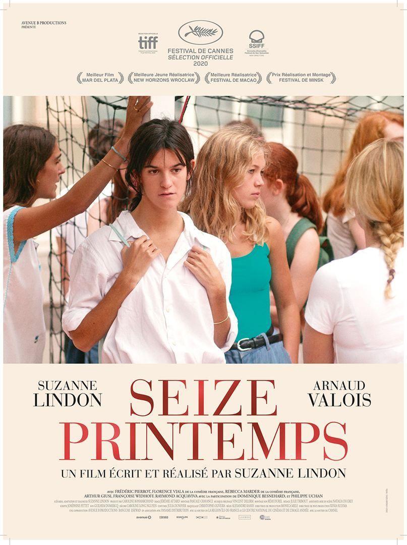 Seize Printemps Suzanne Lindon