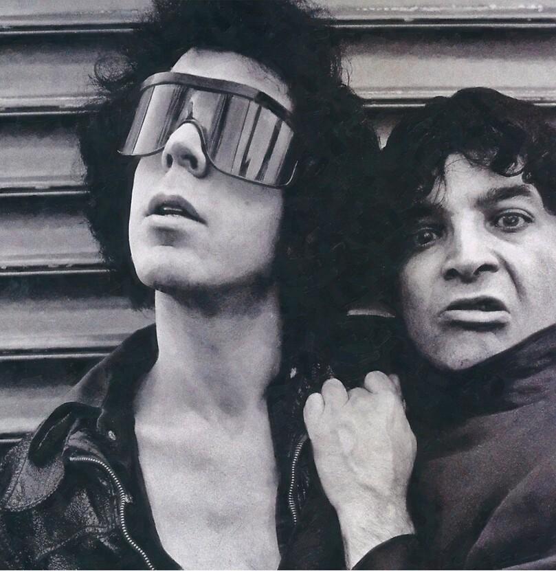 Martin Rev et Alan Vega / Suicide