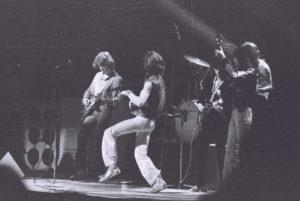The Rolling Stones, Forest National de Bruxelles, le 17 octobre 1973.