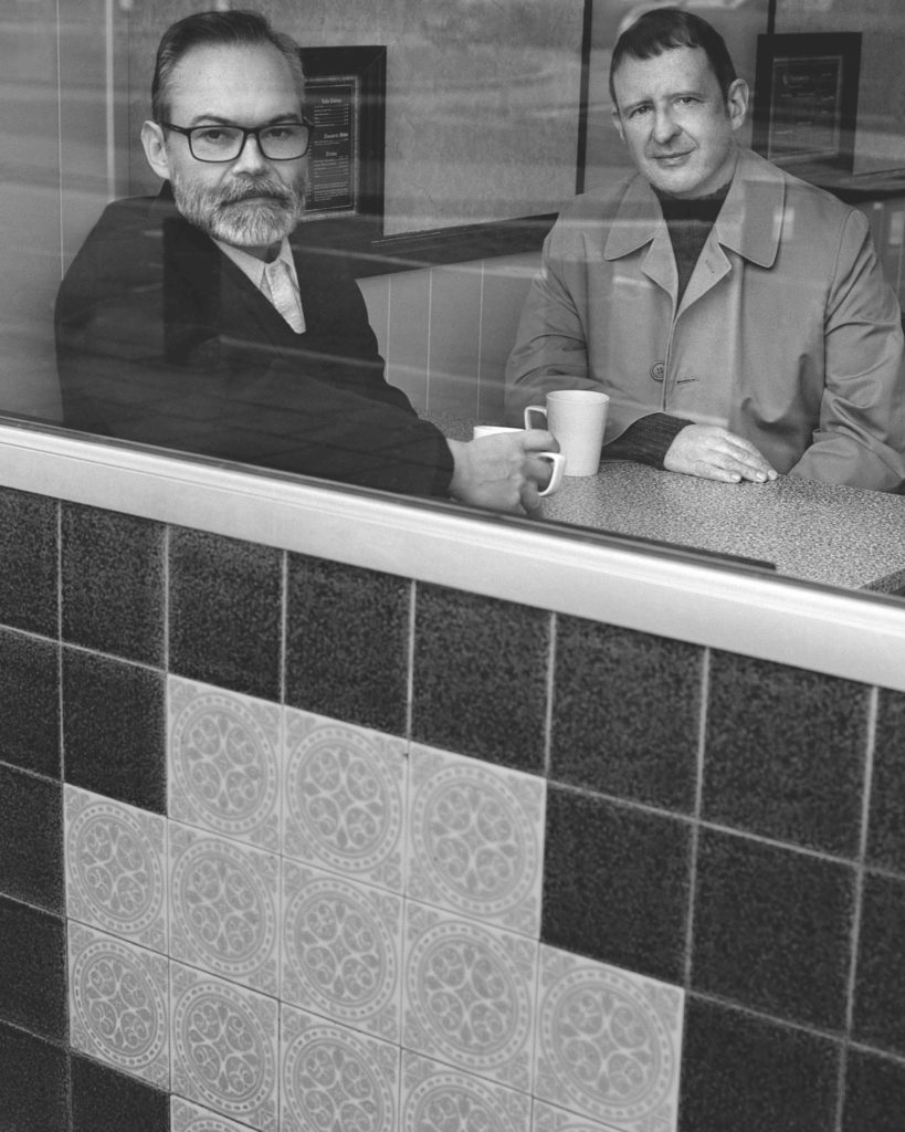 Pete Wiggs et Bob Stanley
