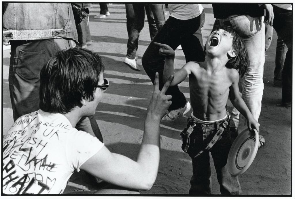 Festival punk Mont de Marsan, août 1977