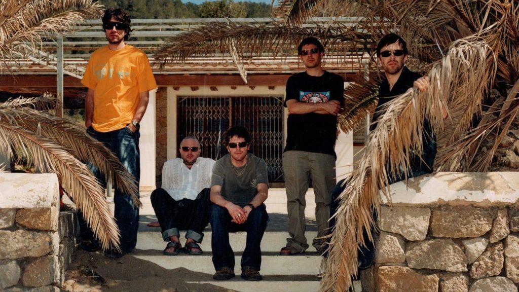 SFA à Ibiza en 2001 / Photo : Frederike Helwig